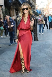 Delta Goodrem Make Some Noise Candids 14