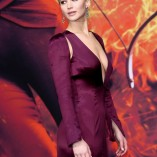 Jennifer Lawrence The Hunger Games Mockingjay Part 2 World Premiere 14