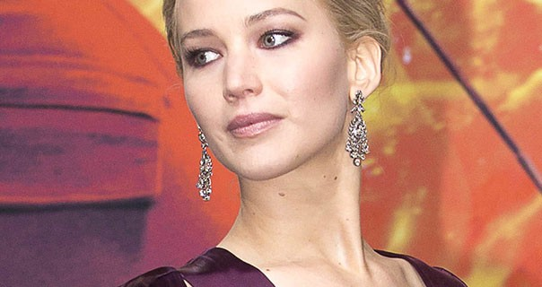 Jennifer Lawrence The Hunger Games Mockingjay Part 2 World Premiere