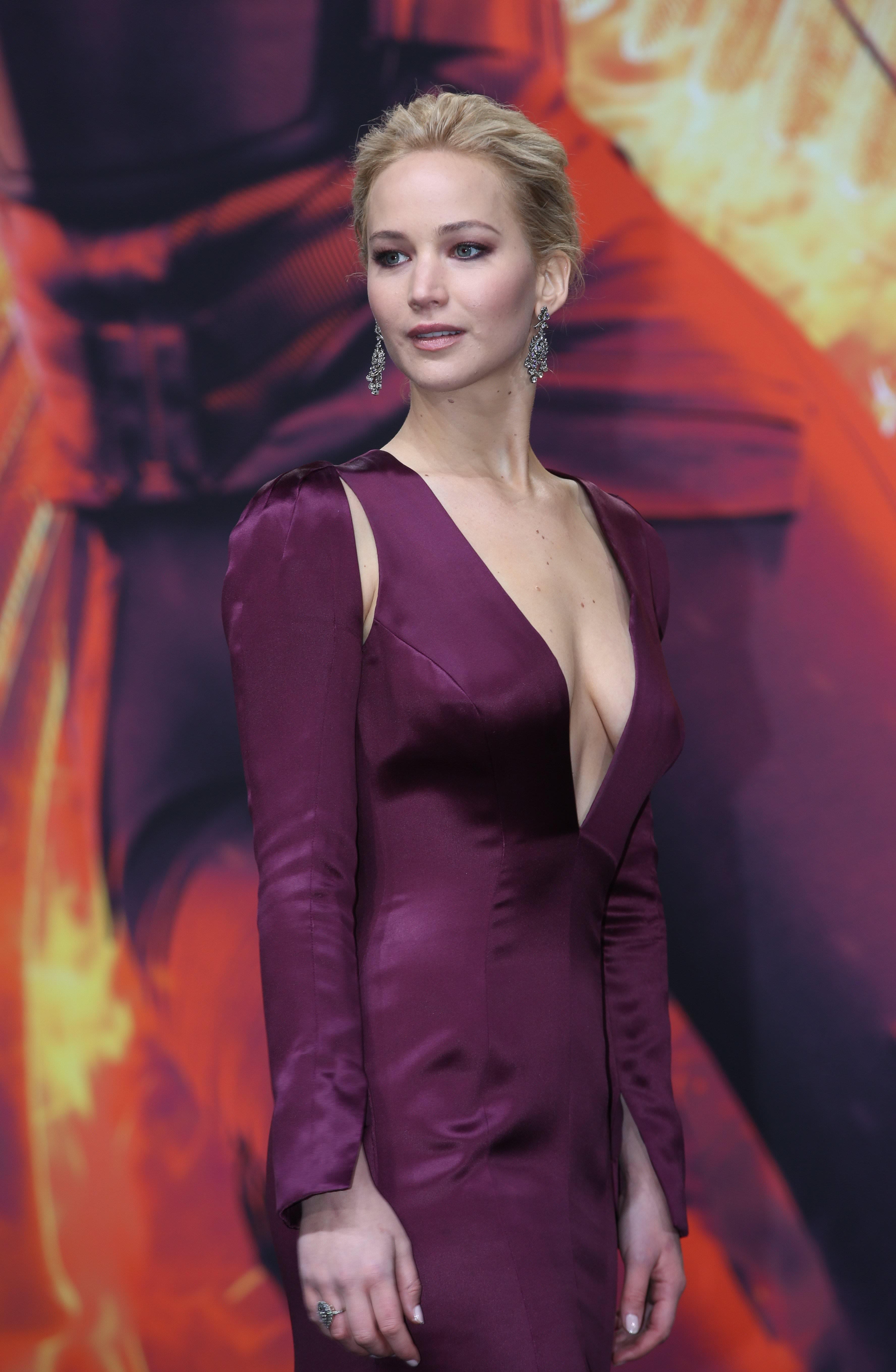 Jennifer Lawrence The Hunger Games Mockingjay Part 2 World ... Jennifer Lawrence Movies