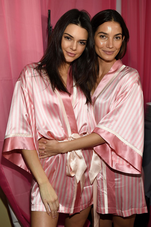 Victoria S Secret Fashion Show Robe