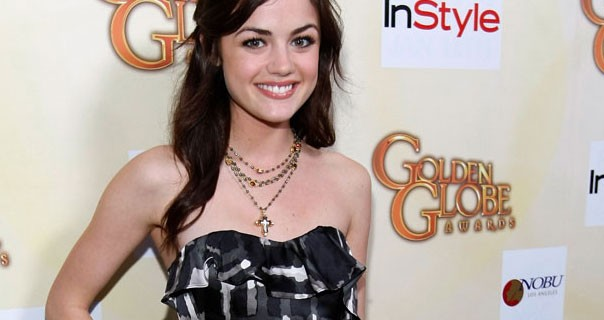 Lucy Hale HFPA Salute To Young Hollywood