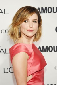 Sophia Bush 2015 Glamour Women Of The Year Awards 3