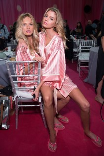 Stella Maxwell 2015 Victorias Secret Fashion Show 5