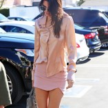 Kendall Jenner Fred Segal Shopping Candids 10