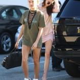 Kendall Jenner Fred Segal Shopping Candids 14