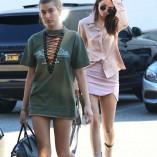 Kendall Jenner Fred Segal Shopping Candids 15