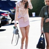 Kendall Jenner Fred Segal Shopping Candids 2