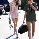 Kendall Jenner Fred Segal Shopping Candids 3