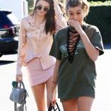 Kendall Jenner Fred Segal Shopping Candids 6