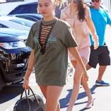 Kendall Jenner Fred Segal Shopping Candids 9