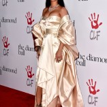 Rihanna 2nd Annual Diamond Ball 1