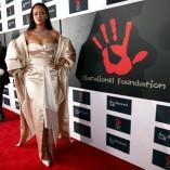 Rihanna 2nd Annual Diamond Ball 10