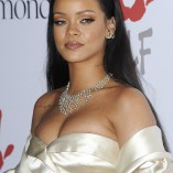 Rihanna 2nd Annual Diamond Ball 122