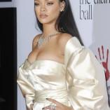 Rihanna 2nd Annual Diamond Ball 123