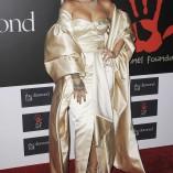 Rihanna 2nd Annual Diamond Ball 126