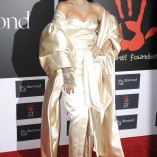 Rihanna 2nd Annual Diamond Ball 129