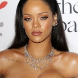 Rihanna 2nd Annual Diamond Ball 132