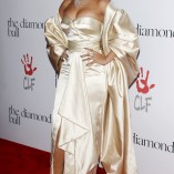 Rihanna 2nd Annual Diamond Ball 133