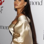 Rihanna 2nd Annual Diamond Ball 134