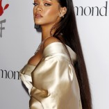 Rihanna 2nd Annual Diamond Ball 135