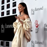 Rihanna 2nd Annual Diamond Ball 14