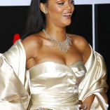 Rihanna 2nd Annual Diamond Ball 144