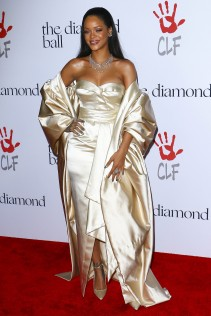 Rihanna 2nd Annual Diamond Ball 147