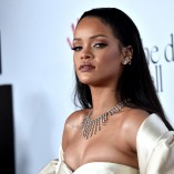 Rihanna 2nd Annual Diamond Ball 16
