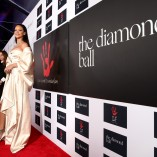Rihanna 2nd Annual Diamond Ball 23