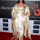 Rihanna 2nd Annual Diamond Ball 32