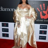 Rihanna 2nd Annual Diamond Ball 33