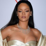 Rihanna 2nd Annual Diamond Ball 39