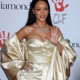 Rihanna 2nd Annual Diamond Ball 42