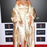 Rihanna 2nd Annual Diamond Ball 44