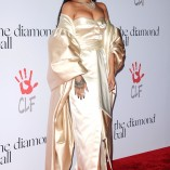 Rihanna 2nd Annual Diamond Ball 46