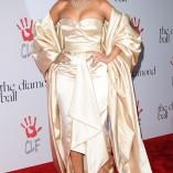 Rihanna 2nd Annual Diamond Ball 49