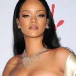 Rihanna 2nd Annual Diamond Ball 52