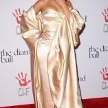Rihanna 2nd Annual Diamond Ball 56