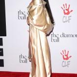 Rihanna 2nd Annual Diamond Ball 59