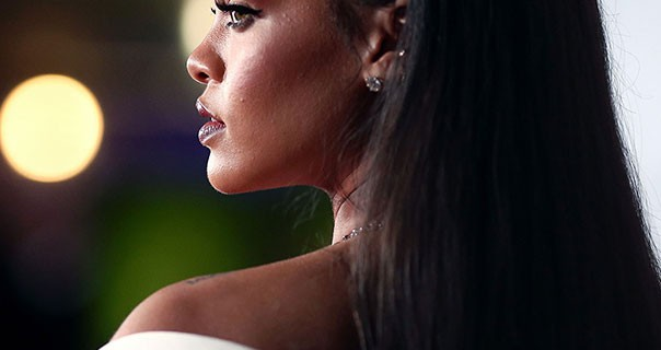 Rihanna 2nd Annual Diamond Ball
