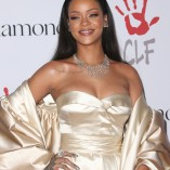 Rihanna 2nd Annual Diamond Ball 65