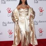 Rihanna 2nd Annual Diamond Ball 73