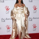 Rihanna 2nd Annual Diamond Ball 74