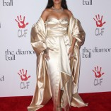 Rihanna 2nd Annual Diamond Ball 76