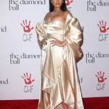 Rihanna 2nd Annual Diamond Ball 83