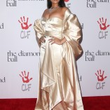 Rihanna 2nd Annual Diamond Ball 84