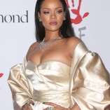 Rihanna 2nd Annual Diamond Ball 85