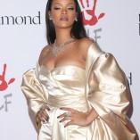 Rihanna 2nd Annual Diamond Ball 86