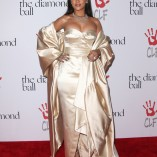 Rihanna 2nd Annual Diamond Ball 92